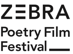 zebra. poetry film festival.